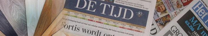 PVC vloeren in het nieuws