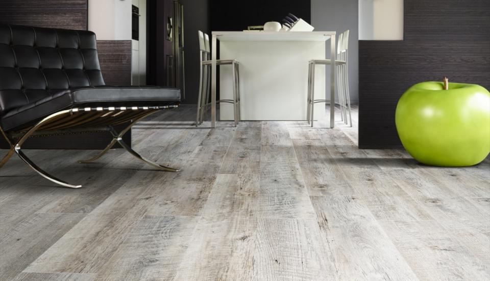 Moderne pvc vloeren. simple pvc vloer in woonkamer keuken en hal