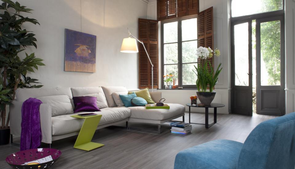 PVC vloer eetkamer - PVC vloeren