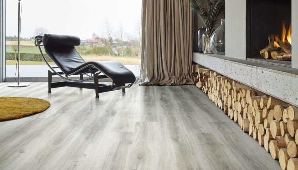 PVC vloer woonkamer - PVC vloeren